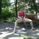 Outdoor Pee 022. Projectpee.