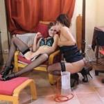 Hot jet for girlfriend. Femanic.com / Lezpoo.com