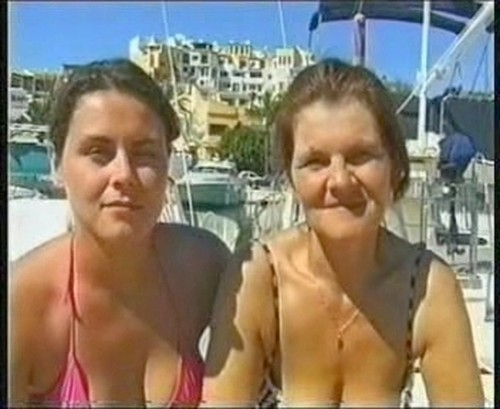 British Extreme Vol. 43 - Mother & Daughter in Spain