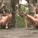 Cherie DeVille & Vicki Chase (802, 760, 725). Inthecrack. 1080p.