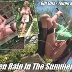 Lady Sonia – Golden rain in the summer.