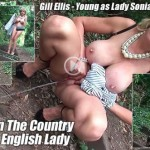 Lady Sonia  – A walk in the country with an english lady.