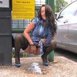 Outdoor pee 056.