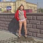 Wet In Public – girls gone wet in the streets.