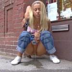 Outdoor pee 059.