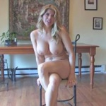 Carissa in Naked wait #11.