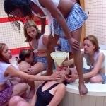 Lesbian Piss Girls vol1.