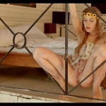 Alexis Crystal  –  me want to pee.