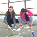 Lexi Dona and Morgan – Puzzle time. LoveWetting.