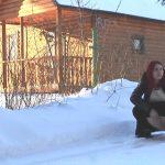 Russian Winter   Piss on Snow