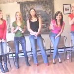 Lily, Amber, Rachael, Lola & Carissa –  Holding Contest 7.