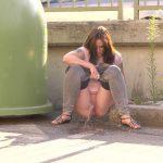 Cloe Del Mare – Pissing scene.