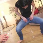 Keira – Filling The Glass. Lovewetting.