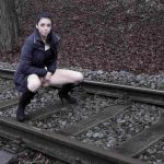 Annie – On Rail track.