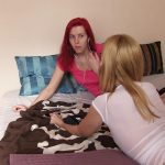 Izzy Delphine, Morgan Blanchette – Burglar in the house