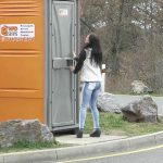 Ally Style – Closed toilet equals wet jeans. Lovewetting.