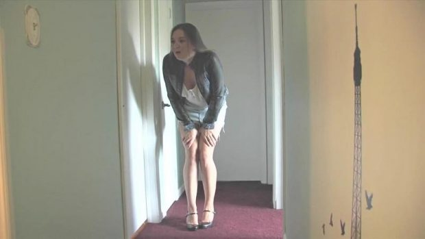 Becky lesabre pee