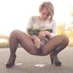 Sasha Zima – Wet Fun on the road.