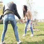 Eveline Dellai & Silvia Dellai – Twins Double wetting.