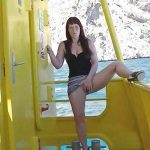 YvetteExtreme – Dirty on the tourist boat. MDH.