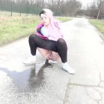 Maya_Maibach – My first piss video.