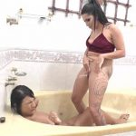 Mary Luthay, Saori Kido –  You deserve that shower.  NewMFX.
