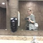 Candie Cane –  Peeing in a casino bathroom.