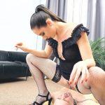 Mistress Cassidy – New slave.