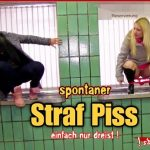 Mira-Grey – Brash piss in the station! MDH.
