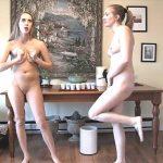 Cadence & Laci – Naked Wait 23.