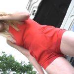 Izzy Delphine – Broken down and down wet.