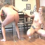 Cadence and Laci – Strip Or Drink 2.