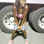 SinSkin – Public Peeing At Truck Stop