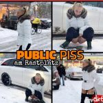 Lara-CumKitten – Pissed centers on parking – Mega Public PISS. Mydirtyhobby.