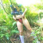 NERDY_FAERY – Tinder Slut Pisses in Public Park.
