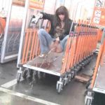 Aische-Pervers – Pissed at the hardware store parking lot. Mydirtyhobby.