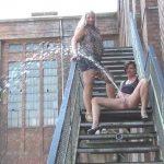 RosellaExtrem – Close piss with girlfriend Roxy! Mydirtyhobby.