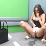 Shaiden Rogue – Masturbates And Piss In The Parking Lot