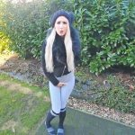StellaCinderella – Locked out and pissed into the leggings. Mydirtyhobby.