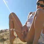 Julia Jordan – 3 Outdoor Pissing Scenes.