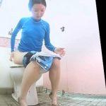 Japanese toilet changing room voyeur 15317193