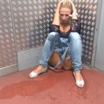 Nathaly – Burst in the elevator.