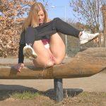 Chrissy Fox – Pissing scene 8.