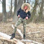 Claudia – The hunter.
