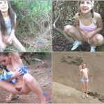 Compilation of  great pee clips! ATK Girlfriends.
