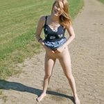 Young woman love piss compilation.